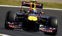 Mark Webber GP Japan 2011