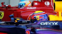 Mark Webber - GP Japan 2013