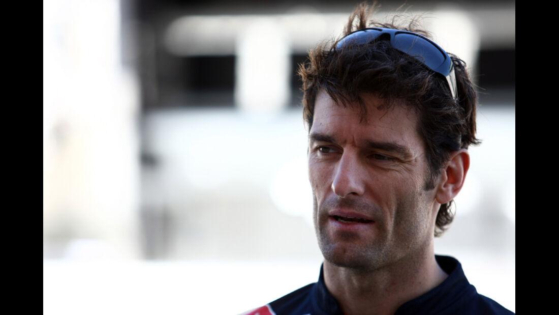 Mark Webber - GP Japan - Suzuka - 6. Oktober 2011