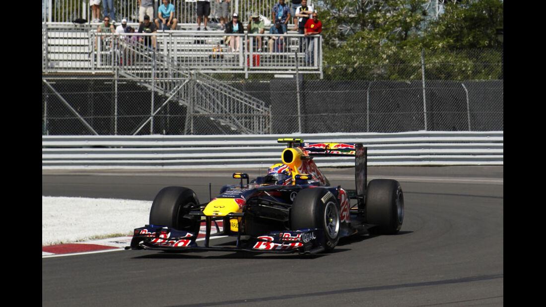Mark Webber - GP Kanada 2011