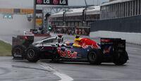 Mark Webber GP Kanada 2011 Rennen