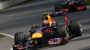 Mark Webber - GP Kanada 2013