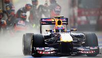 Mark Webber GP Korea 2011
