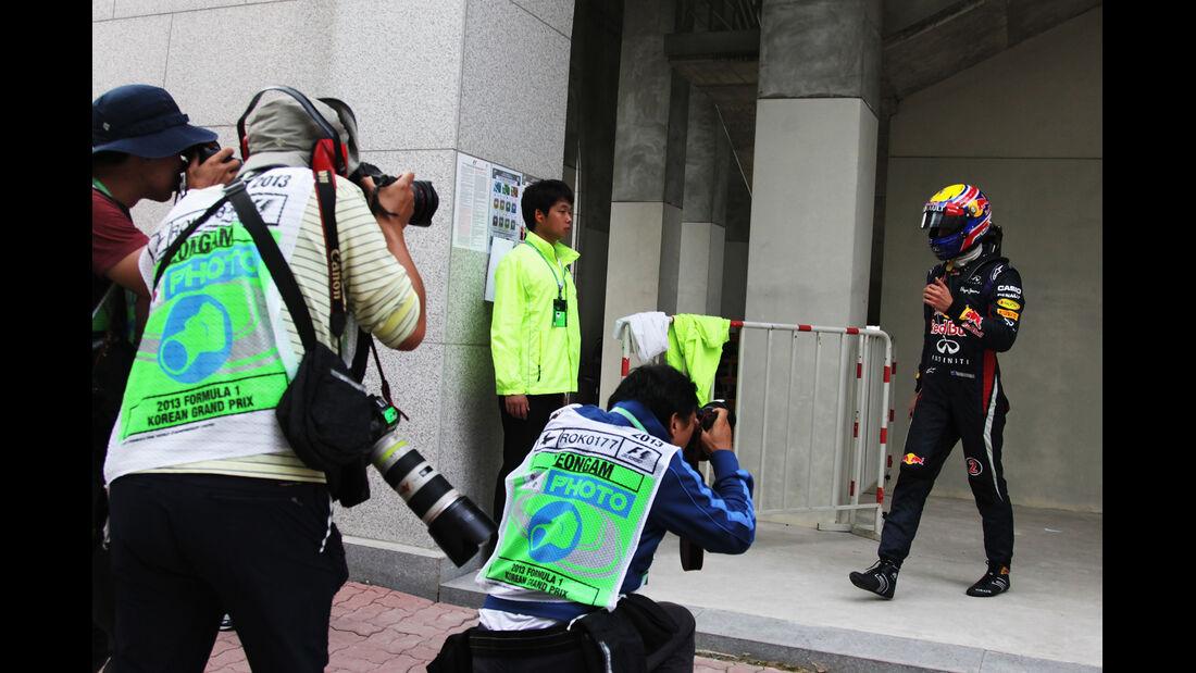 Mark Webber - GP Korea 2013