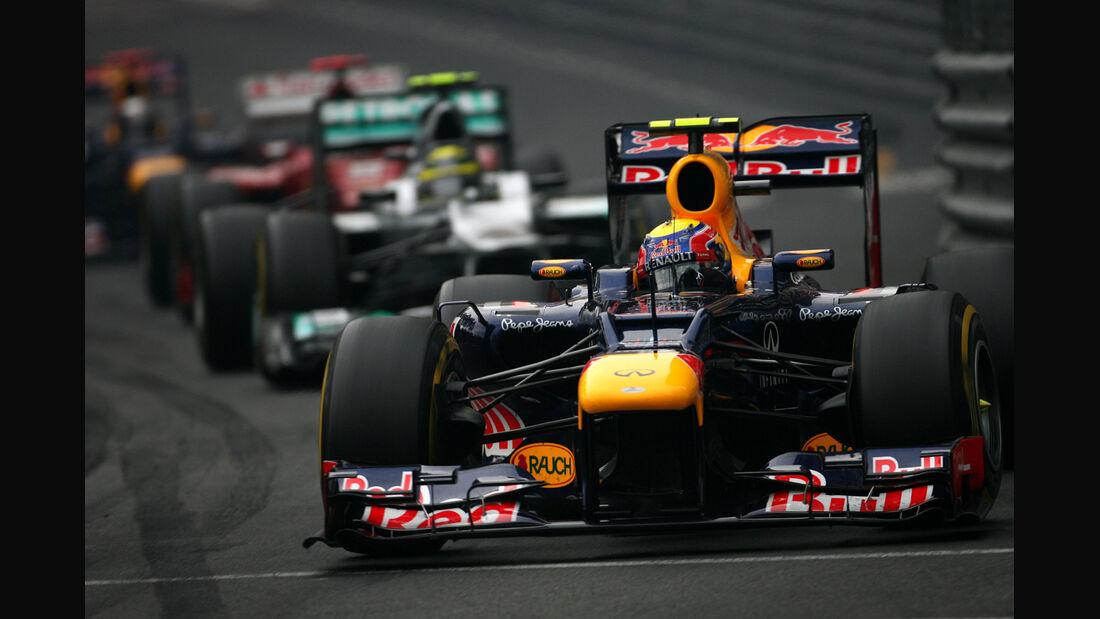 Mark Webber - GP Monaco 2012