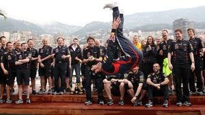 Mark Webber GP Monaco 2012