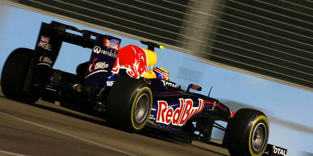 Mark Webber GP Singapur 2011