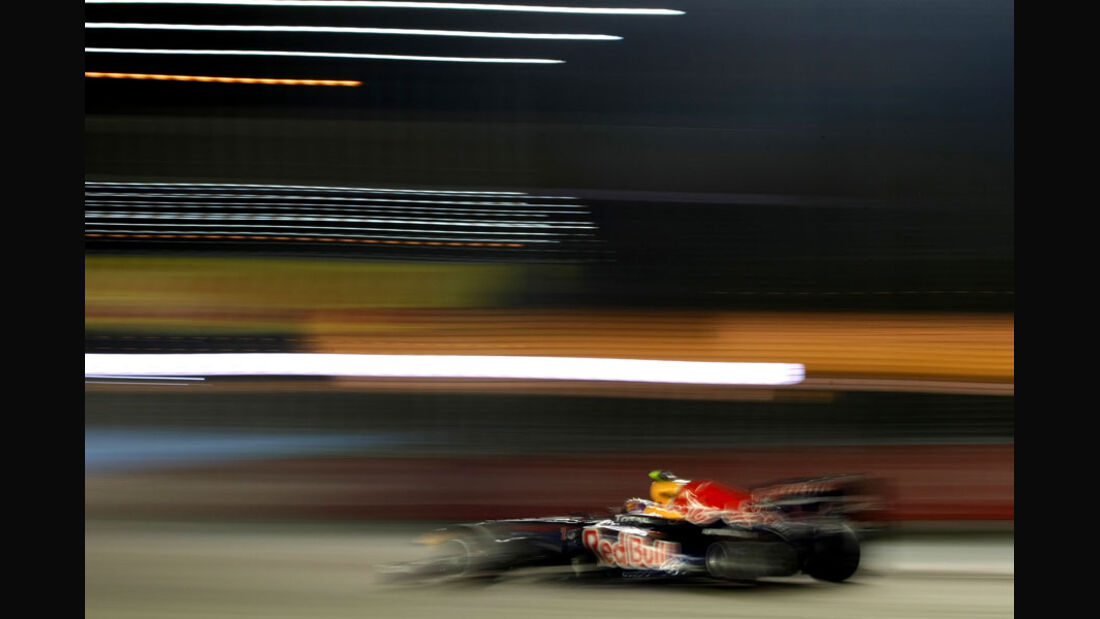 Mark Webber - GP Singapur - 24. September 2011