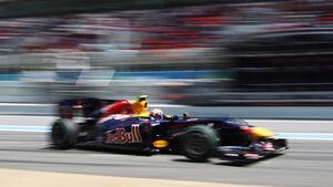 Mark Webber - GP Spanien 2010