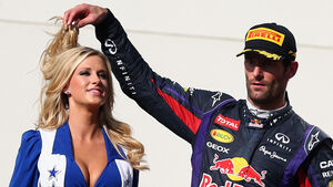 Mark Webber - GP USA 2013