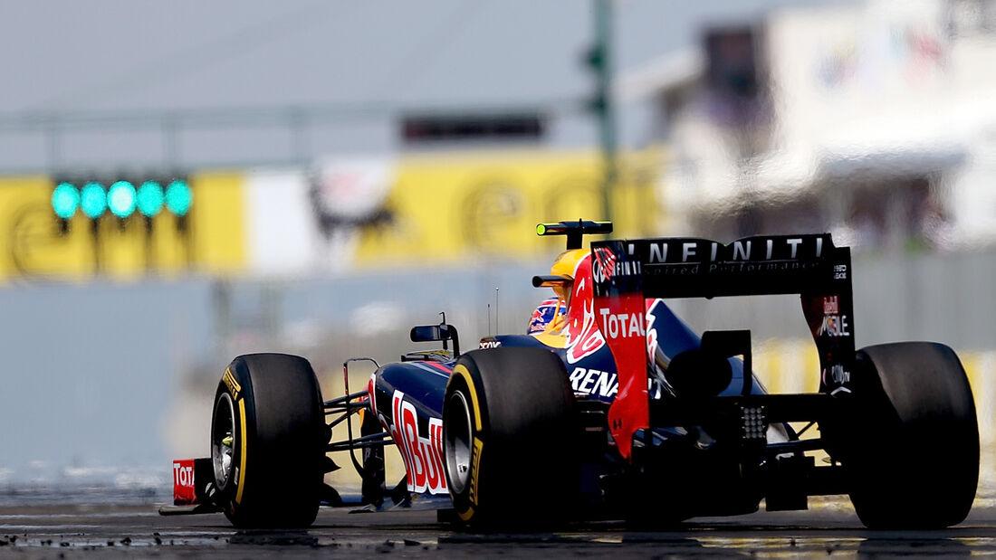 Mark Webber GP Ungarn