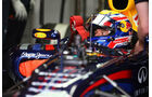 Mark Webber - GP Ungarn - Formel 1 - 29.7.2011