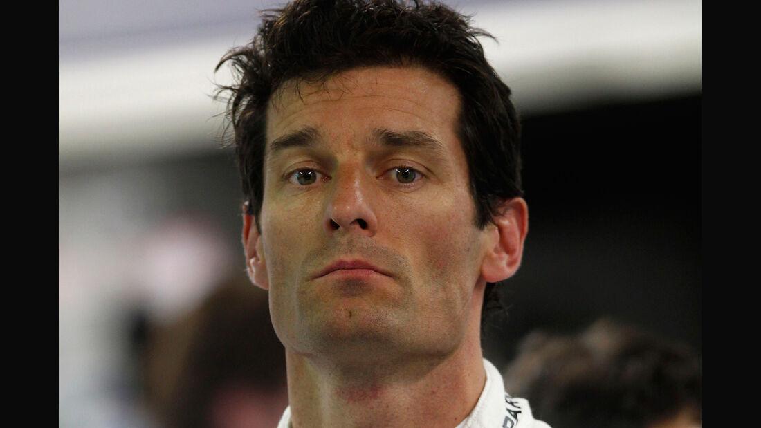 Mark Webber - Porsche - 24h Le Mans - 11. Juni 2014