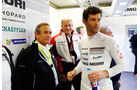 Mark Webber - Porsche - 24h-Rennen Le Mans 2016 - Donnerstag - 16.6.2016