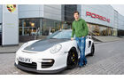 Mark Webber Porsche GT2 RS