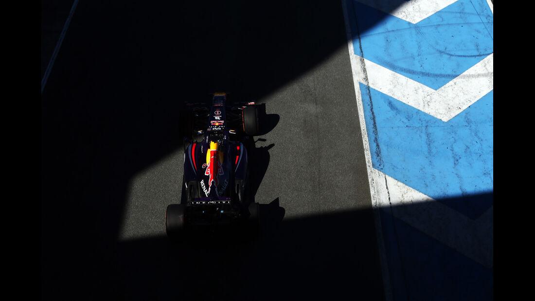 Mark Webber Red Bull F1 Test Jerez 2013 Highlights