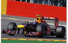 Mark Webber - Red Bull - Formel 1 - GP Belgien - Spa-Francorchamps - 1. September 2012