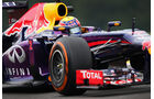 Mark Webber - Red Bull - Formel 1 - GP Belgien - Spa Francorchamps - 23. August 2013