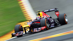 Mark Webber - Red Bull - Formel 1 - GP Belgien - Spa-Francorchamps - 24. August