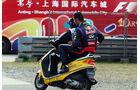 Mark Webber - Red Bull - Formel 1 - GP China - 13. April 2013