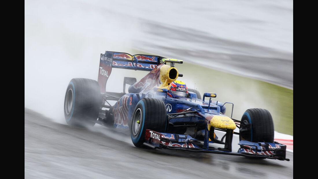 Mark Webber - Red Bull - Formel 1 - GP England - Silverstone - 7. Juli 2012
