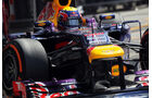 Mark Webber - Red Bull - Formel 1 - GP Italien - 7. September 2013