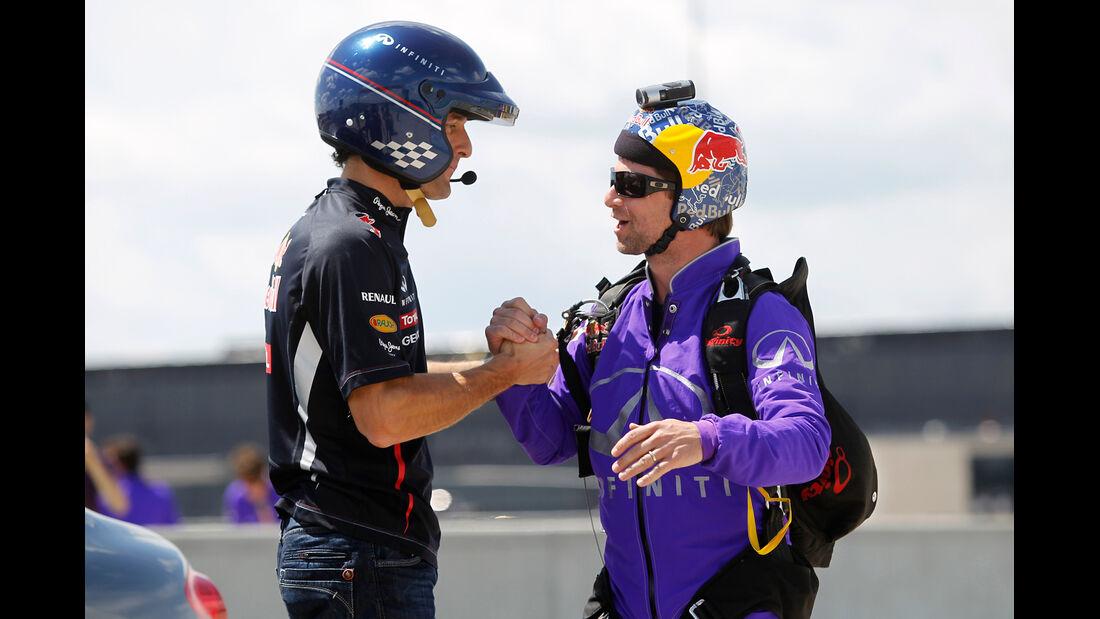 Mark Webber - Red Bull - Formel 1 - GP Kanada - 6. Juni 2012