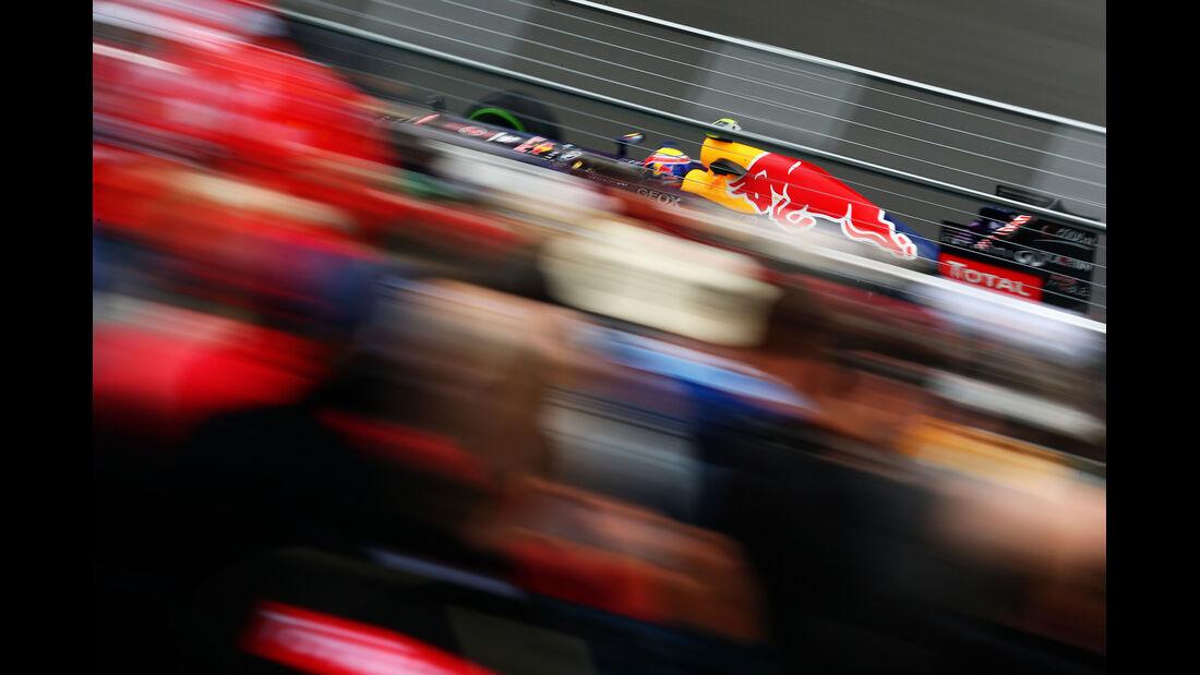 Mark Webber - Red Bull - Formel 1 - GP Kanada - 7. Juni 2013