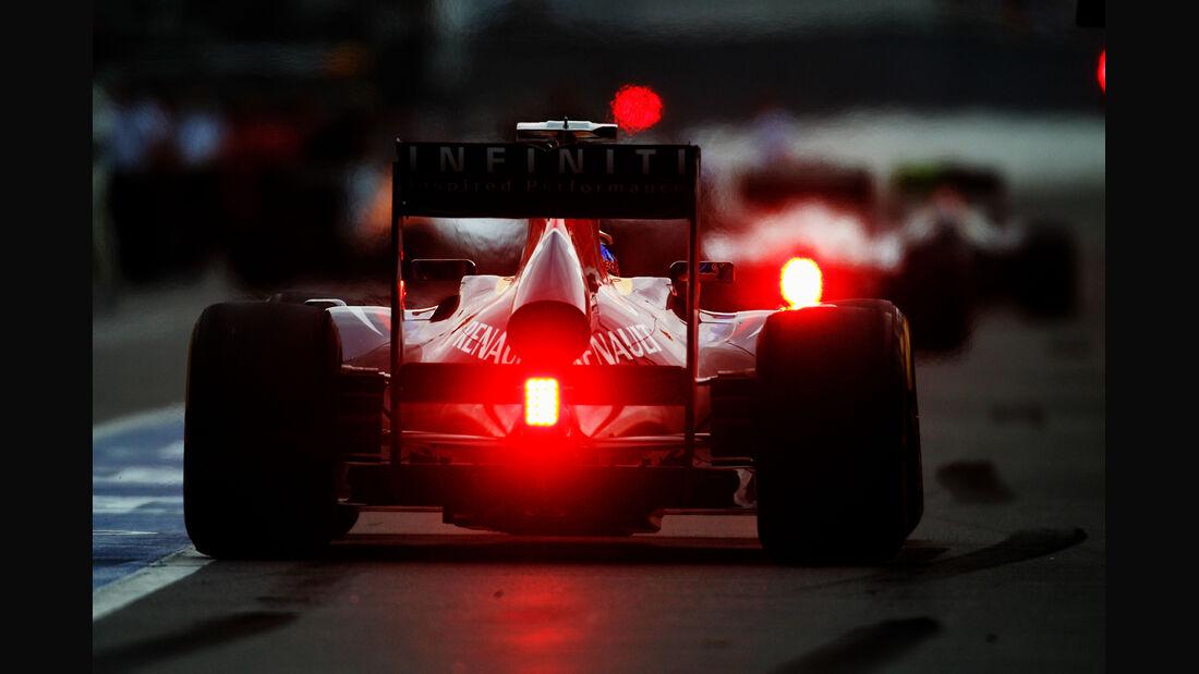 Mark Webber - Red Bull - Formel 1 - GP Kanada - 8. Juni 2012