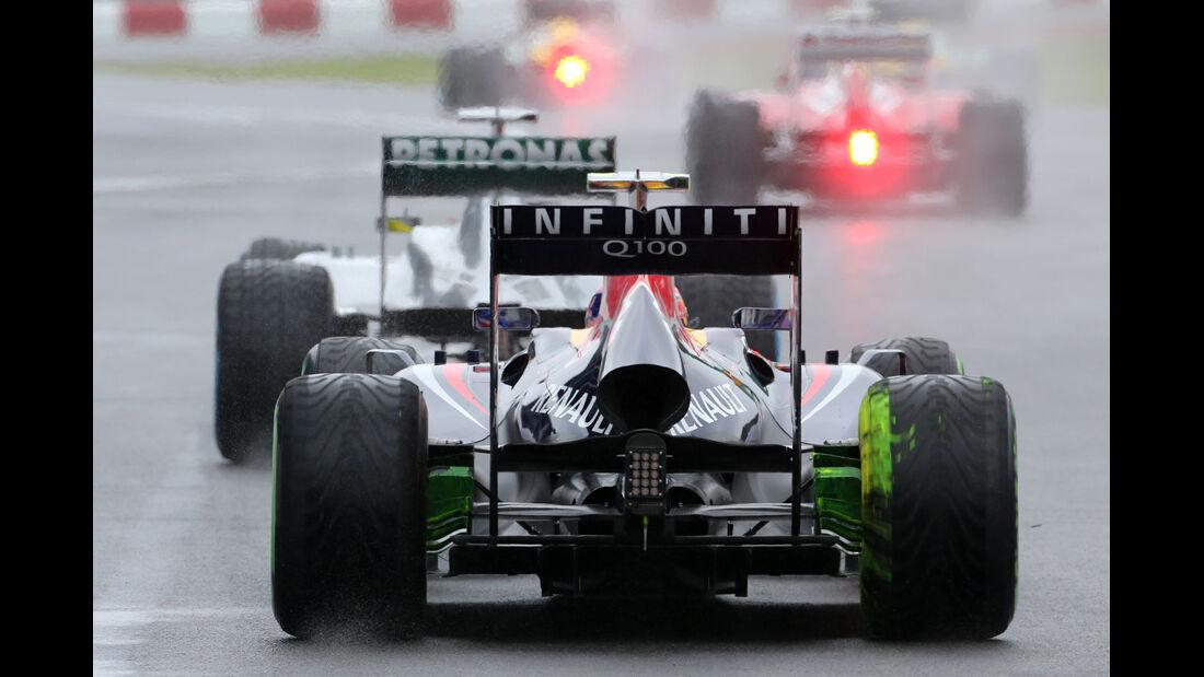 Mark Webber - Red Bull - Formel 1 - GP Kanada - 8. Juni 2013