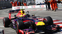 Mark Webber - Red Bull - Formel 1 - GP Monaco 2013