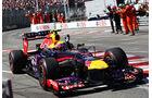 Mark Webber - Red Bull - Formel 1 - GP Monaco 2013