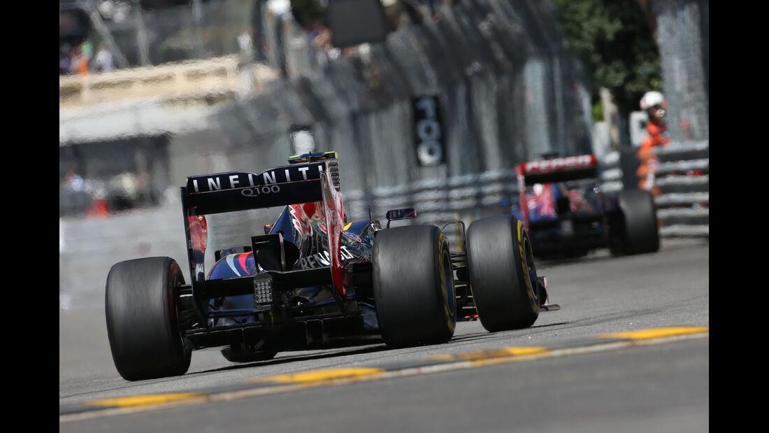 Mark Webber - Red Bull - Formel 1 - GP Monaco - 23. Mai 2013