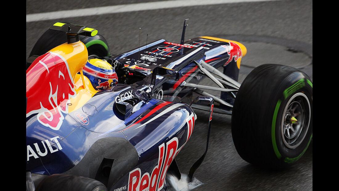 Mark Webber - Red Bull - Formel 1 - GP Monado - 24.Mai
