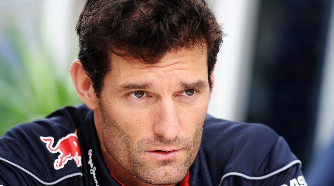 Mark Webber - Red Bull - Formel 1 - GP USA - 14. November 2013