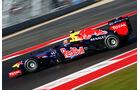Mark Webber - Red Bull - Formel 1 - GP USA - Austin - 17. November 2012