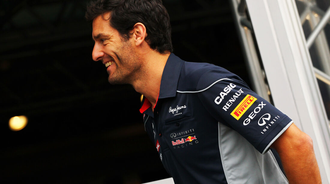 Mark Webber - Red Bull - Formel 1 - GP Ungarn - 25. Juli 2012