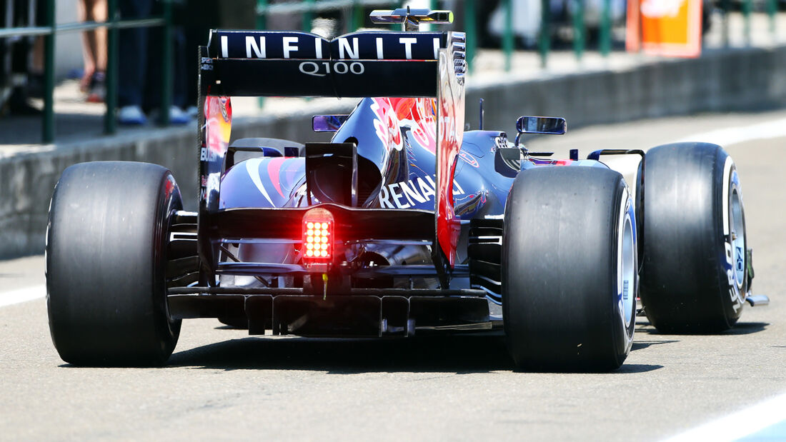 Mark Webber - Red Bull - Formel 1 - GP Ungarn - 27. Juli 2013