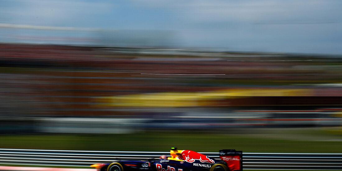 Mark Webber - Red Bull - Formel 1 - GP Ungarn - Budapest - 28. Juli 2012