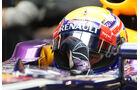 Mark Webber, Red Bull, Formel 1-Test, Barcelona, 21. Februar 2013