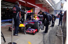 Mark Webber - Red Bull - Formel 1 - Test - Barcelona - 21. Februar 2013