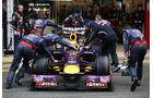 Mark Webber, Red Bull, Formel 1-Test, Barcelona, 22. Februar 2013