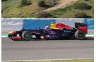Mark Webber, Red Bull, Formel 1-Test, Jerez, 5.2.2013