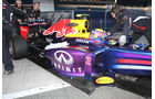 Mark Webber - Red Bull - Formel 1 - Test - Jerez - 6. Februar 2013