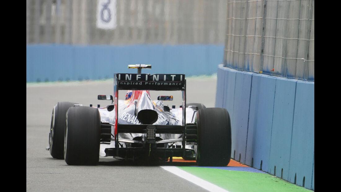 Mark Webber - Red Bull - GP Europa - Formel 1 - Valencia - 22. Juni 2012