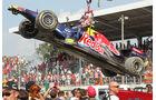 Mark Webber Red Bull GP Italien 2011