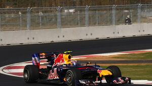 Mark Webber Red Bull GP Korea 2010