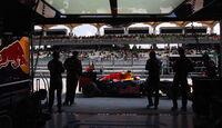 Mark Webber - Red Bull - GP Malaysia - 24. März 2012