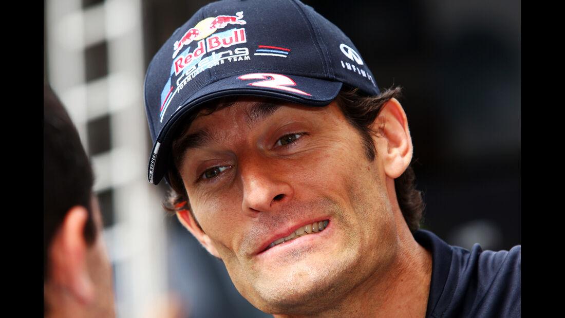 Mark Webber - Red Bull - GP Monaco - 23. Mai 2012