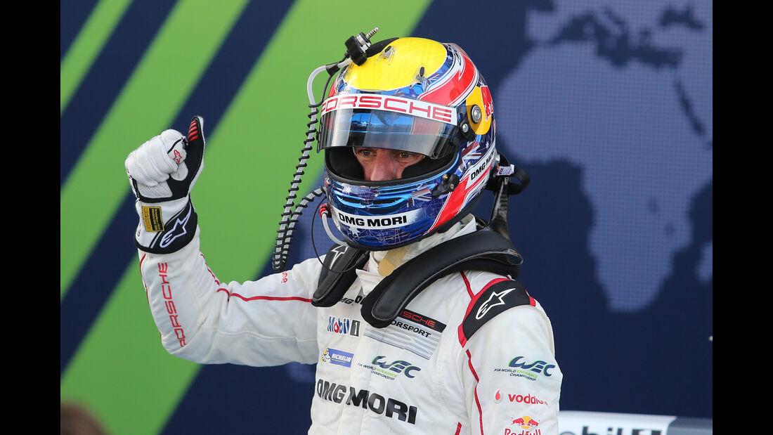 Mark Webber - WEC Nürburgring 2015